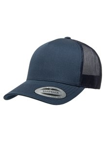 Yupoong Mesh 5 Panel Trucker Cap 6506 - at the Flexfit Yupoong Super ... a378ad40bbc