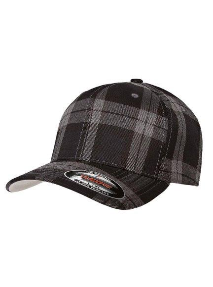 Flexfit Tartan Baseball Cap Baseball-Cap