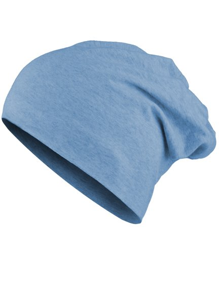 20e00f576a7 KMA Jersey Modell 10285 Beanies in Heaher Indigo - Beanie