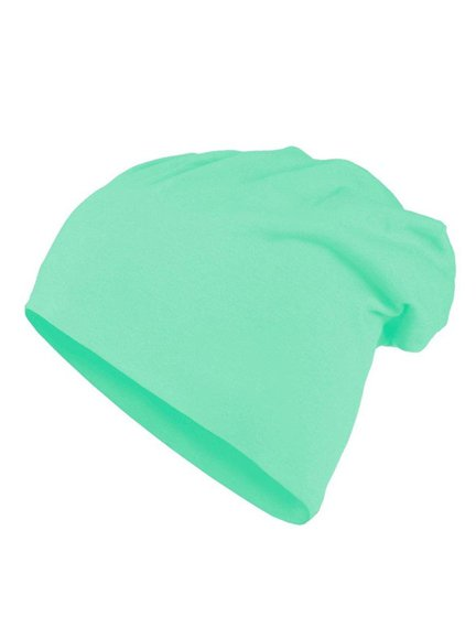 be03ef2e0e3 KMA Jersey Beanie Lime Beanies in Lime - Beanie