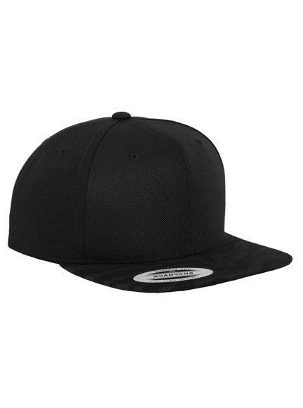 aba7dcd40ff Yupoong Special Snapback Cap in Black - Snapback Cap