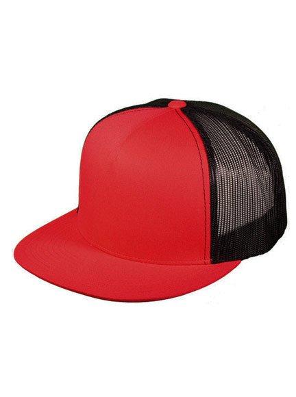 Yupoong Mesh Trucker Cap Baseball-Cap