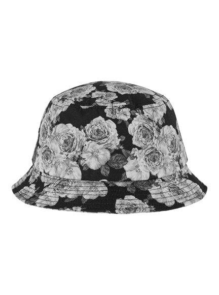Flexfit Special Roses Bucket Hat Baseball-Cap