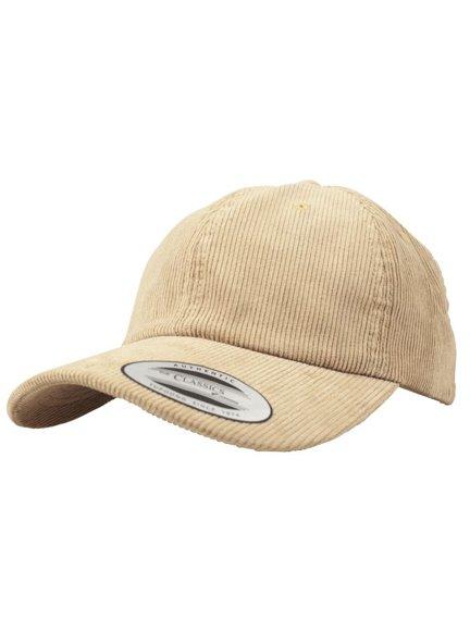 Yupoong Corduroy Kord Baseball Cap Baseball-Cap