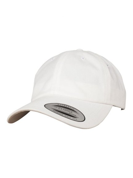 Yupoong Low Profile Peached Cotton Dad Baseball Cap Baseball-Cap