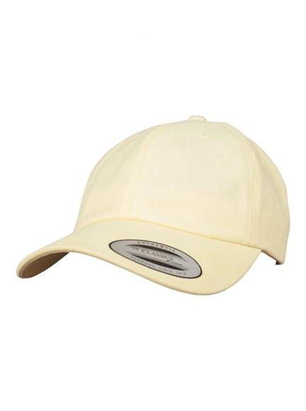 Yupoong Low Profile Peached Cotton Dad Baseball Cap Baseball-Cap