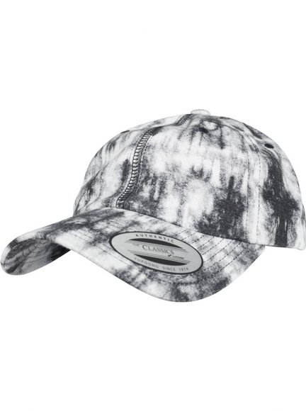 Yupoong Low Profile Tie Dye Baseball Cap Baseball-Cap