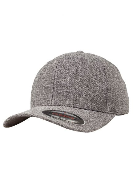 Flexfit Melange Baseball Cap Baseball-Cap
