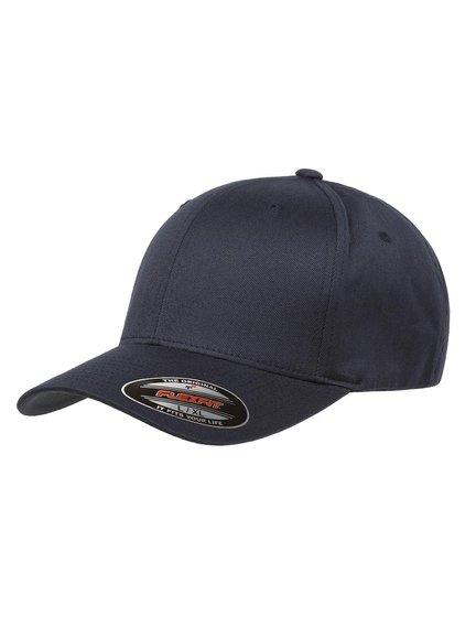 Flexfit Classic Modell 6277 Baseball Caps in Dark Navy-Dark Navy ... 46112ea3220
