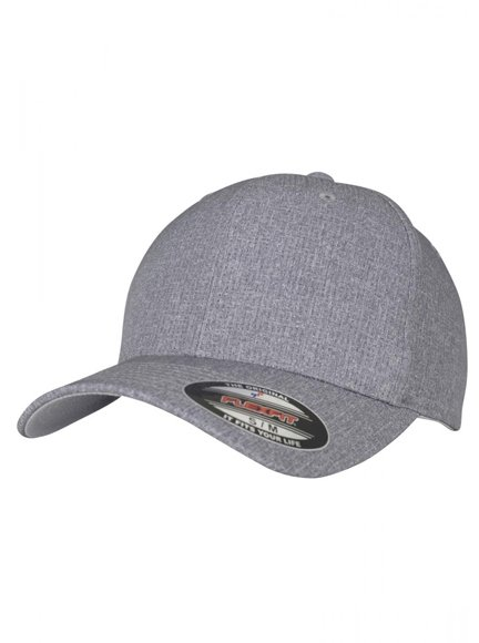 Flexfit Poly Air Melange Baseball Cap Baseball-Cap