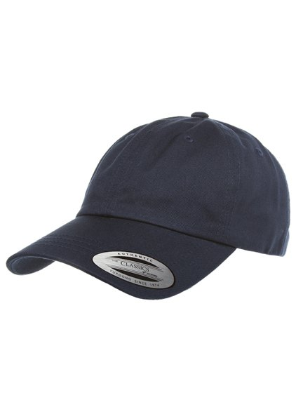 ced3db252a275 Yupoong Low Profile Organic Cotton Twill Modell 6245OC Baseball Caps ...