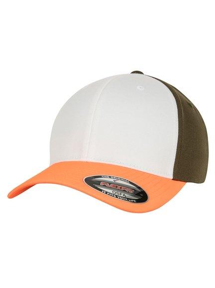Flexfit 3-Tone Baseball Cap Baseball-Cap