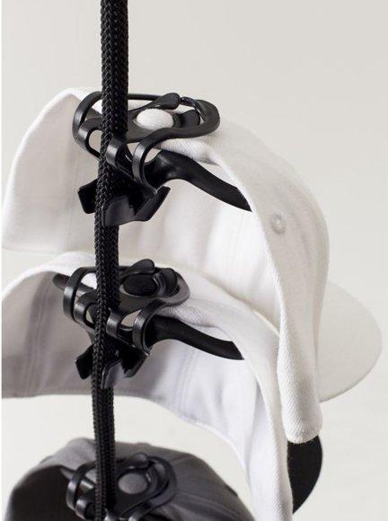 18er Cap Rack System Case Baseball-Cap