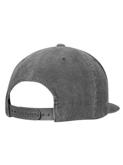 Yupoong Cord Snapback Cap Baseball-Cap