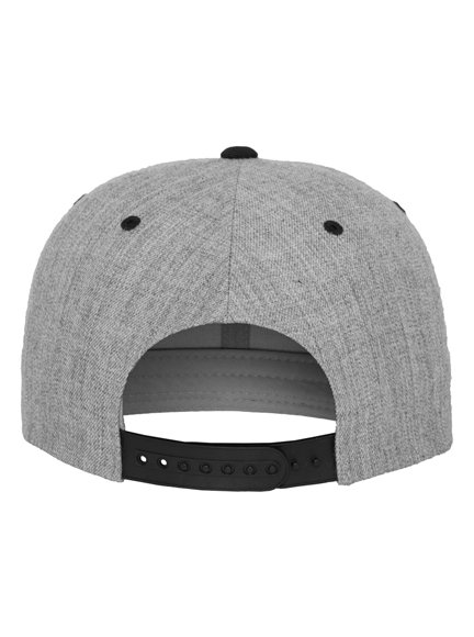 Yupoong 2 Tone Snapback Cap Baseball-Cap
