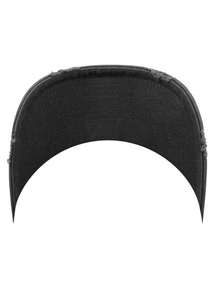 Yupoong Low Profile Cotton Twill Destroyed Baseball Cap Baseball-Cap