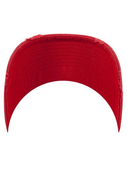 Yupoong Low Profile Cotton Twill Destroyed Baseball Cap Baseball-Cap
