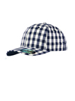 Flexfit Plaid Baseball-Cap