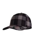 Flexfit Glen Check Baseball-Cap