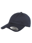 Yupoong Low Profile Organic Cotton Twill Baseball-Cap