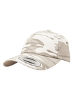 Yupoong Low Profile Wüste-Camouflage Dad Baseball-Cap