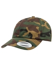 Yupoong Low Profile Camouflage Baseball-Cap