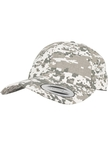 Yupoong Low Profile Digital Camo Baseball-Cap