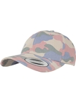 Yupoong Low Profile Cotton Camo Baseball-Cap