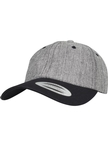Yupoong Low Profile Denim Melange Baseball-Cap