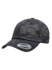Yupoong Low Profile Multicam Baseball-Cap