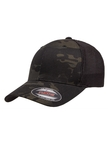 Flexfit Trucker Multicam Baseball-Cap